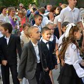 В Волгоградской области школьный звонок прозвучал для 230 тысяч учеников