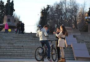 Чиновники на велосипедах – пример для горожан