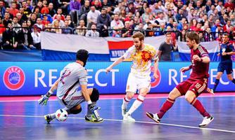 Сборная России по мини-футболу серебряный призер ЕВРО – 2016