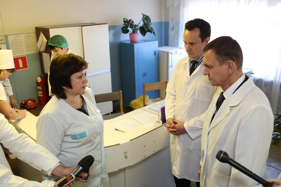 В городской больнице 3 волгограда сменился главврач