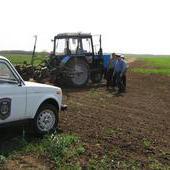 В Волгоградской области приступили к тотальной проверке тракторов