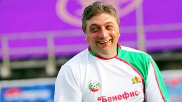 Ушел из жизни звезда болгарского футбола Трифон Иванов